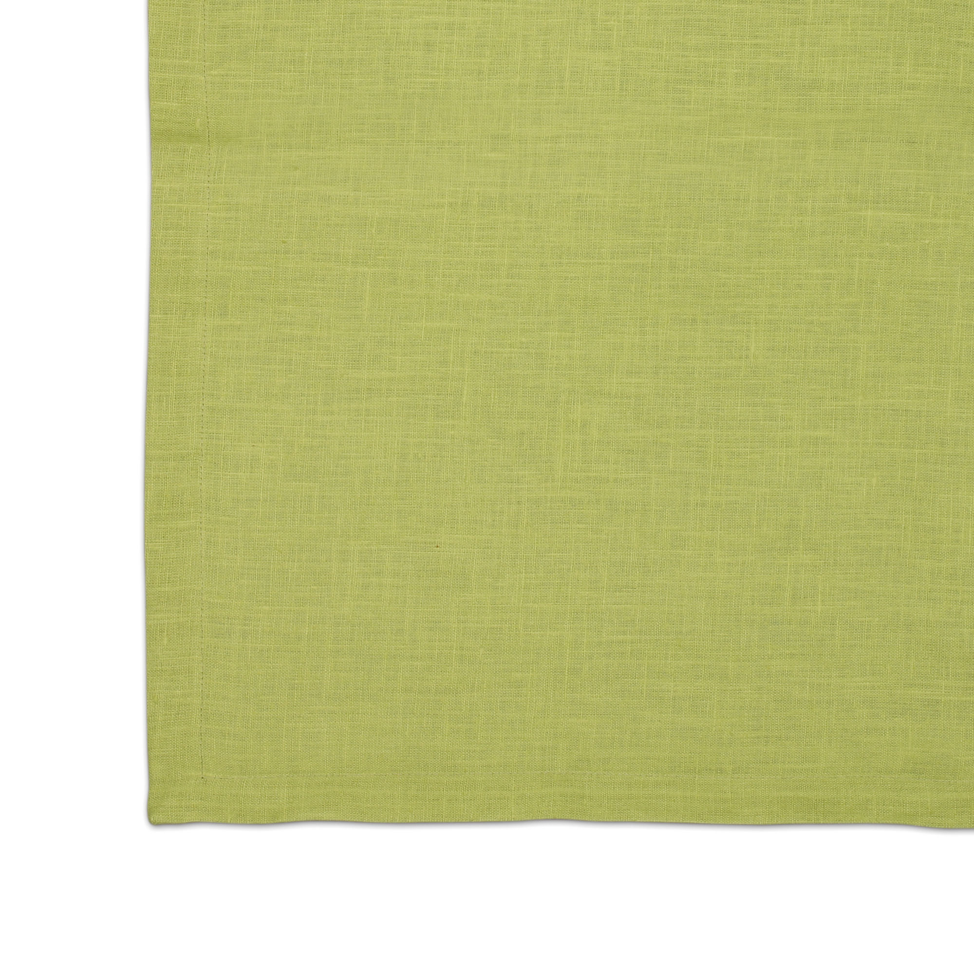 Tafelkleed Linnen 150x300cm lime
